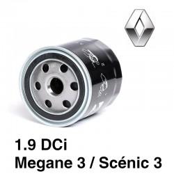 FILTRE à HUILE - Renault 1.5 DCi pour Mégane 3, Scenic 3, Laguna 3