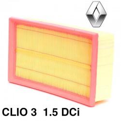 FILTRE à AIR - Clio 2 1.5 DCi